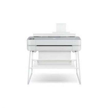 HP DesignJet Studio – Acier/ Bois