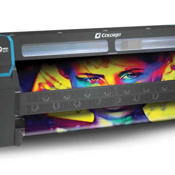 Imprimante ColorJet SONIQ HQ 3.2m